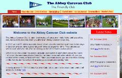 abbey caravan owners club
