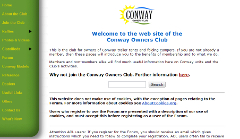 The Conway Owners Club