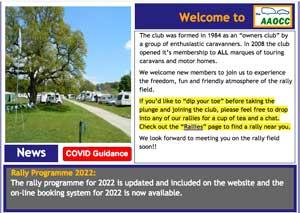 AAO Caravan Club