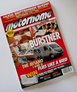 Motorhome Monthly