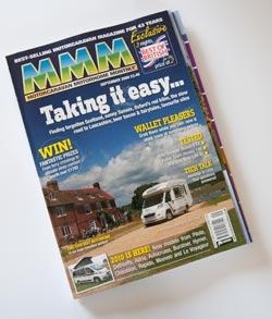 MMM Motorcaravan Motorhome Monthly