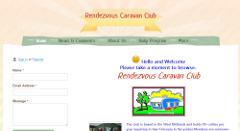 Renedzvous Caravan Club